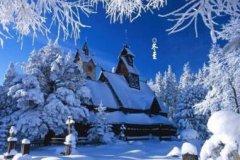 冬至快乐祝福语大全,雪花谱写